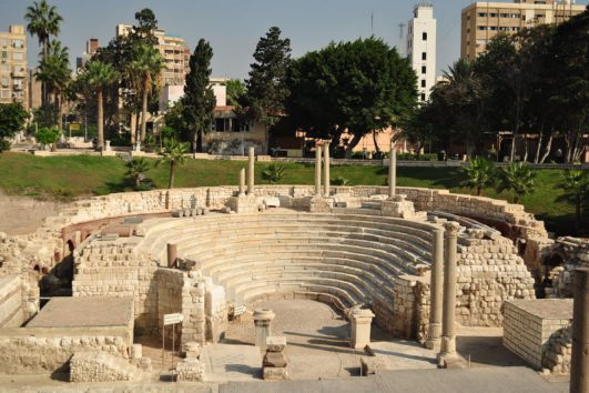 Tour to Alexandria from Cairo by Private Vehicle
