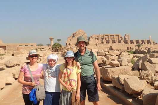 15 Day Luxor & Red Sea Holiday
