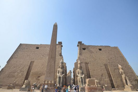 Day Trip to Luxor From Sahl Hasheesh